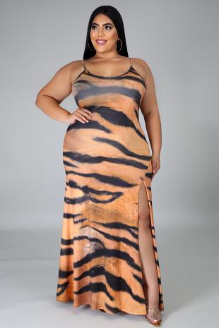 Wildcat Lover Dress