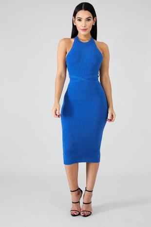 Shrub Body-Con Dress