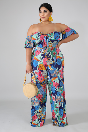 Blossoming Jumpsuit