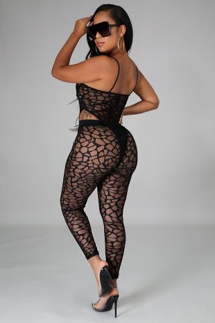 Body Language Bodysuit Set