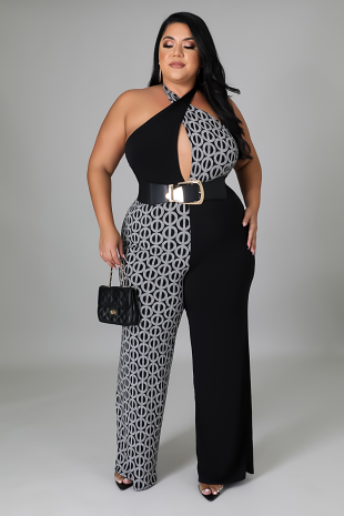 Lost In Time Jumpsuit