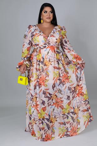 Cover Girl Dress
