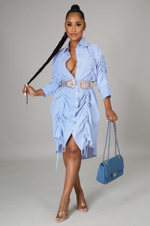 Call Me Beach Tunic Dress