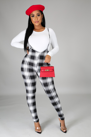 Chicago Jumpsuit Set