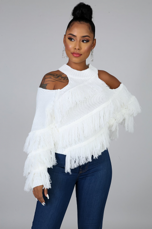 Winter and Me Top