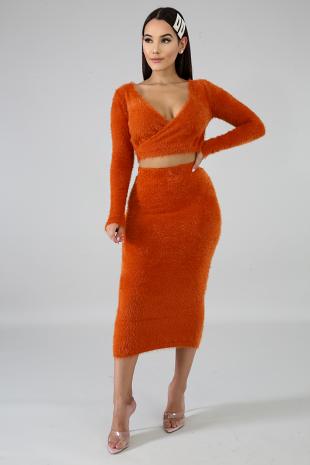 Mia Skirt Set