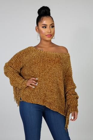 Sugar Sweet Sweater