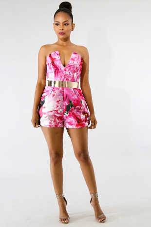 Candy Sexy Romper