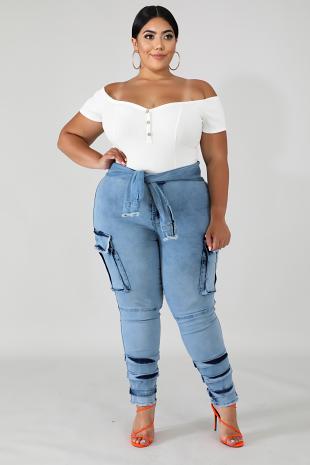 Huggin Denim Jeans