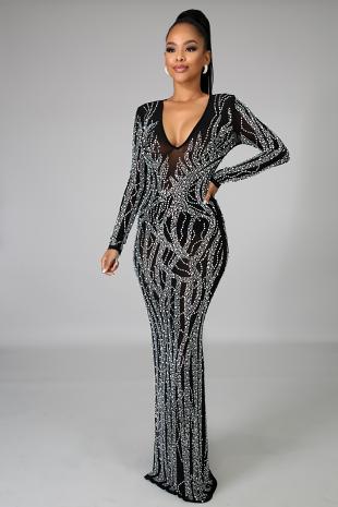 Queen Vibes Dress
