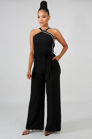 In Charge Jumpsuit