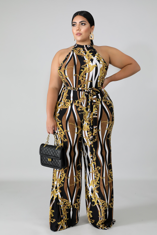 Filigree Jumpsuit