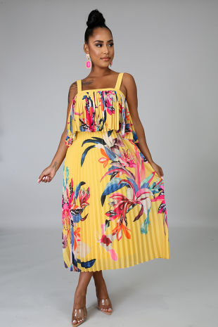 Take Me To Bali Dress