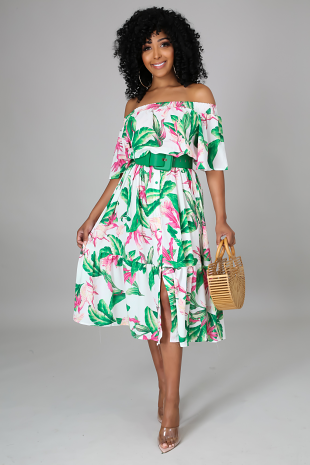 Floral Desire Dress