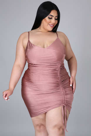 Hands To Yourself Dress