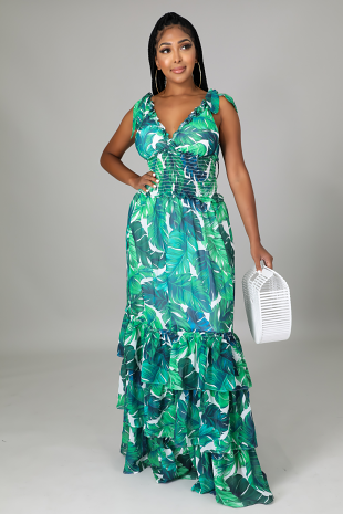 Love of Gardens Dress