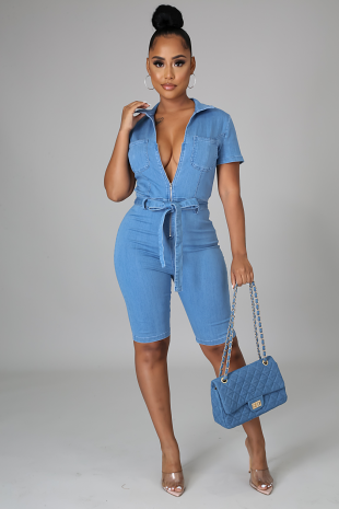 Causing Havoc Romper