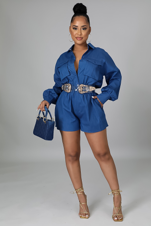 Clear Visions Romper