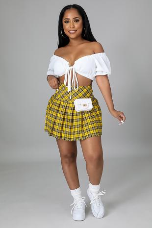 Tasteful Babe Skirt (Skirt Only)