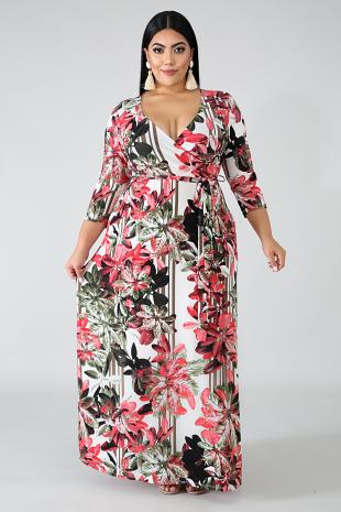 Joy Maxi Dress