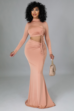 Charm Gal Skirt Set