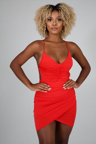 Chic Body-Con Dress