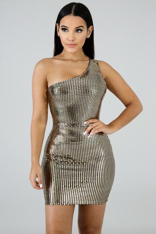 Call It A Date Mini Dress