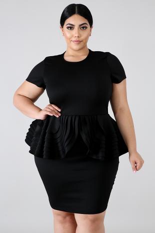 Hips Body-Con Dress