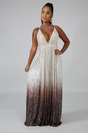 Outshine Maxi Dress