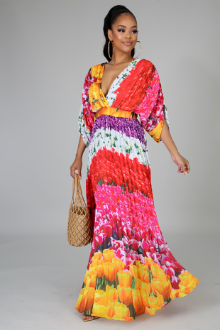Season Maxi Dress