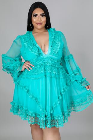 Spring Energy Dress