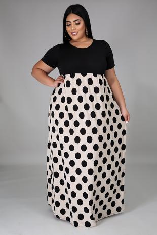 Polka Dancer Dress