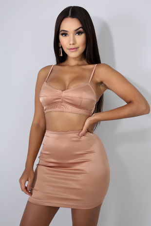 Sensual Skirt Set