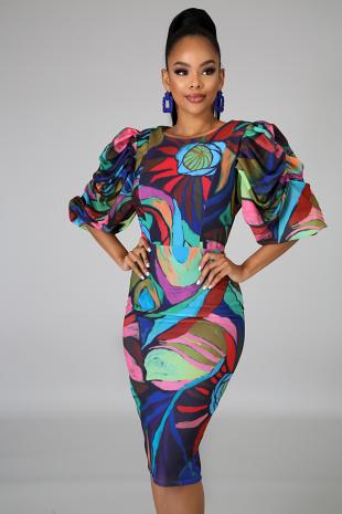 Masterpiece Dress