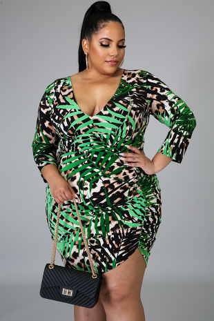 Jungle Babe Dress