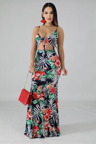 Caribbean Mermaid Dress