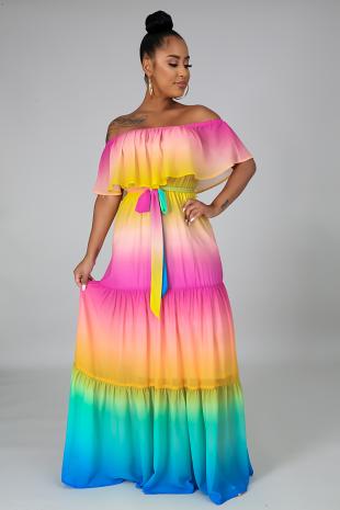 Pretty Palette Dress