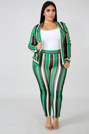 Charming Stripes Set