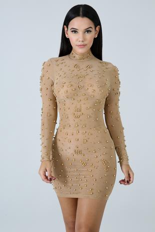 Kristen Mini Dress
