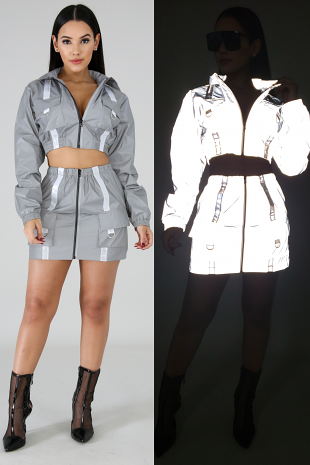 Glow Skirt Set