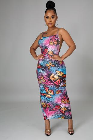 Get A Taste Dress Set