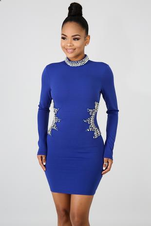 God Is A Women Mini Dress
