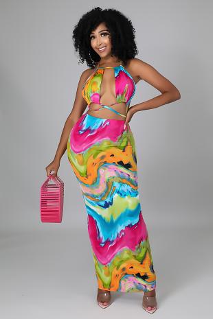 Day Brighter Dress