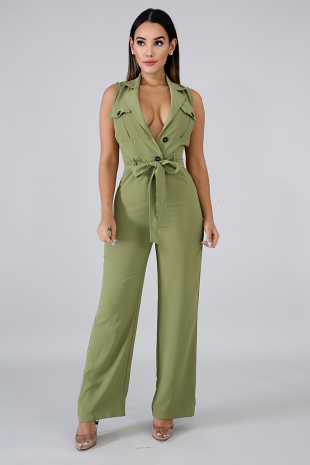 Tucked Away Jumpsuit