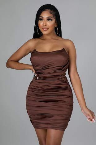 Bombshell Babe Dress