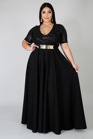 Elegance Within Dress