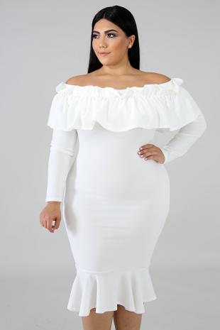La Flamenca Dress