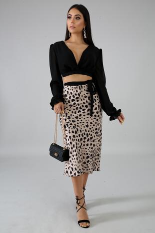 Alarming Skirt