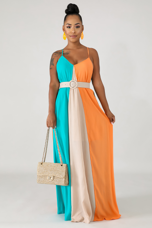 Skeptical Maxi Dress