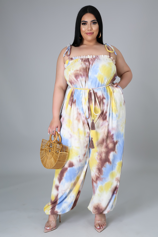 All Chill Day Jumpsuit